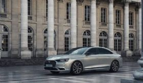 DS9, una berlina muy europea fabricada en china